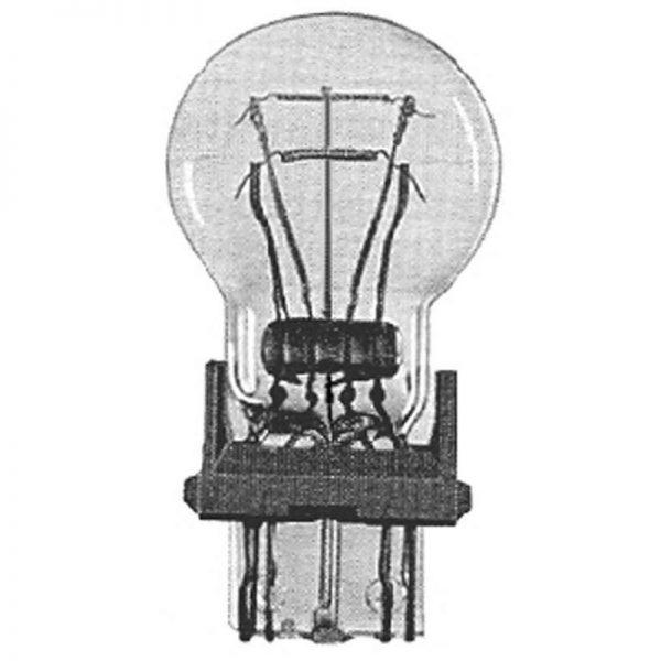 Bulb # 4157K 10 pcs.