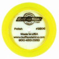 3″ Foam Pads – Yellow (2PK)