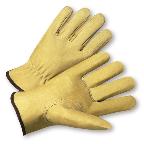 Gloves Leather XL 12 pk