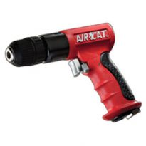 3/8″ Composite Quiet Reversible Drill with Jacobs Chuck