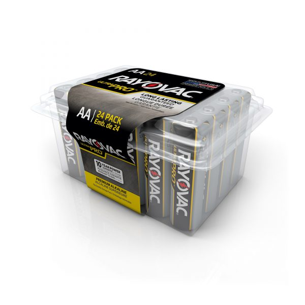 AA Batteries 24PK