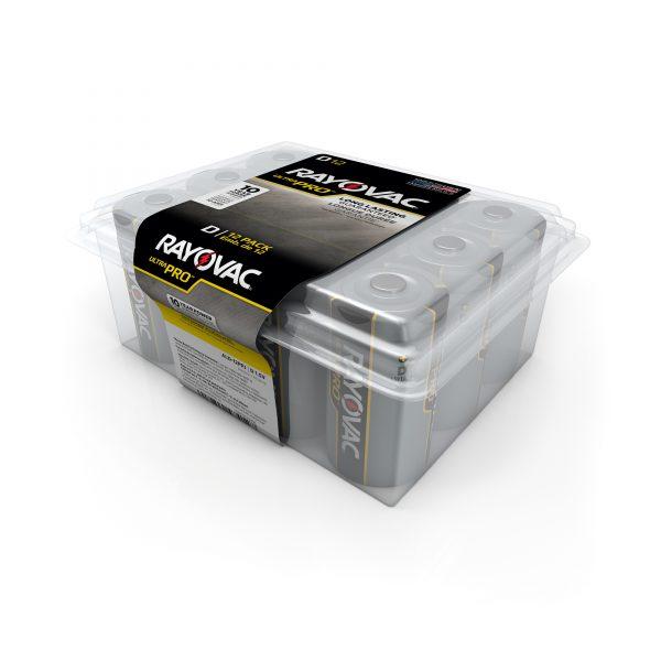 D Batteries 12 PK