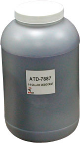 Jar of Replacement Desiccant, 1-Gallon