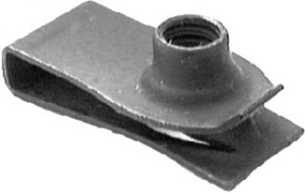 Extruded U Nut 5/16-18 Screw Size 25 pcs.