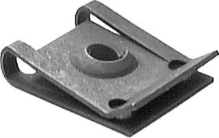 Spring Type U Nut #10 Screw Size 25 pcs. (14543-P)