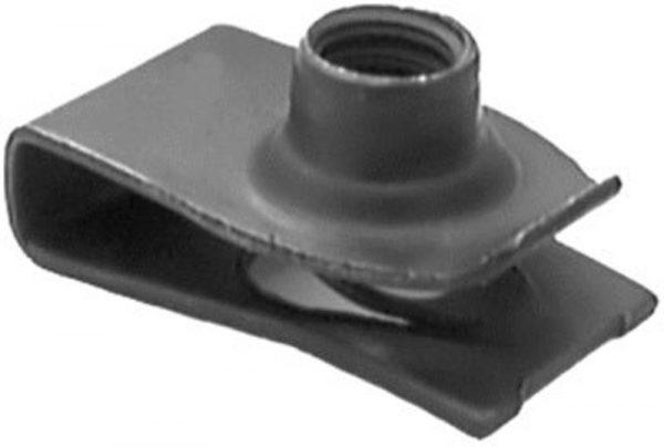 Extruded U Nut M6.3-1.0 Screw Size – GM 25 pcs.