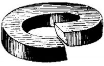 1/2 High Alloy Split Lock Washer – Zinc/Yellow 50 pcs.