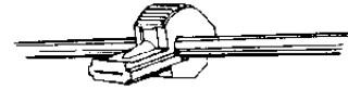Electrical Connector T-Tap 22-18 Gauge 25 pcs.