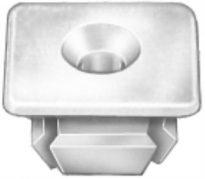 GM Push-Type Retainer 7/8 Length 11/16 Hd Dia. 25 pcs.