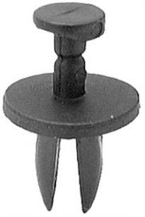 GM Push-Type Retainer 21/32 Hd Dia 9/16 Length 25 pcs.
