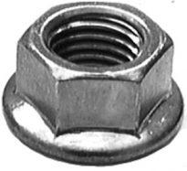 Spin Lock Nut w/ Serrations M10-1.25 20mm 25 pcs.