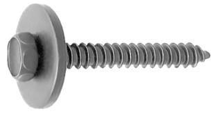 Hex Head Sems Tap Screw M4.2-1.41 x 30mm 15 pcs.