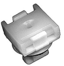 Ford Cowl Vent Grommet Fits 10mm x 14mm Hole 10 pcs.