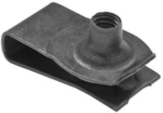 Extruded U Nut M4.2-1.41 Screw Size 50 pcs
