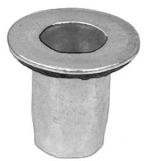 Chrysler Specialty Insert Steel Zinc Plated 15 pcs.