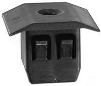 Ford Headlight Grommet Black Nylon 15 pcs.