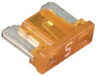Low Profile Mini Fuses 5 amp 5 pcs.