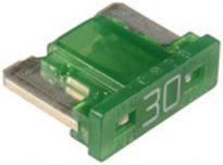 Low Profile Mini Fuses 30 amp 5 pcs.