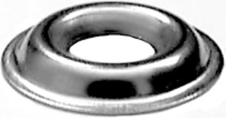 #6 Flanged Countersunk Washer Stainless Steel 100 pcs.