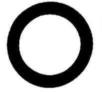O-Rings 1/2 Inner Dia. 11/16 Outer Dia. 50 pcs.