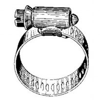 # 24 Stainless Hose Clamp