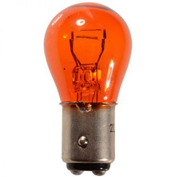 Miniature Bulb #1157 Amber 10 pk