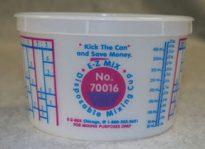 Mixing Cups 16oz. 100 pcs.