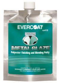 Metal Glaze Pouch 16 oz.