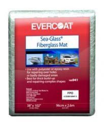 Fiberglass Mat 3 sq. yds. 38″ x 102″