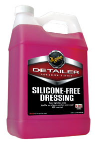 Silicone Free Tire Dressing – Gallon