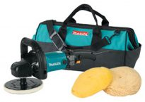 7″ Polisher Kit with Wool Pads