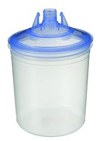 Large Lids Liners w/ Filter Waterbased 32oz
