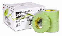 Scotch® Performance Masking Tape 233+, 12 mm x 55 m.