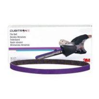 1/2″ x 18″ 60 Grit File Belt Cubitron II 10/Box