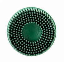2″ Roloc Bristle Disc Green 10/box