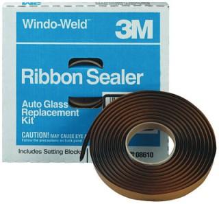 1/4″ Ribbon Sealer 15′ Round Bead