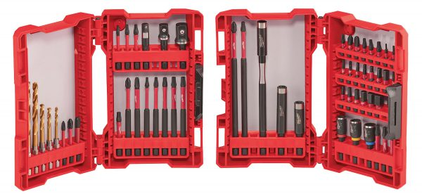 56 pc. Shockwave Automotive Impact Drill and Drive
