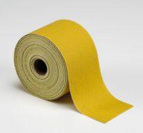 2.75″ x 25yd 80 Grit Stick-it File Board Gold