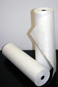 18″ x 750′ White Masking Paper
