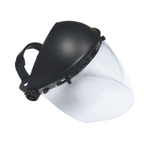 Deluxe Face Shield