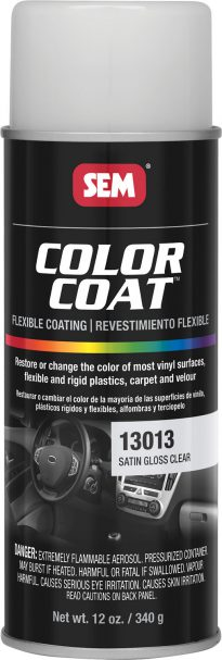 Color Coat Satin Gloss Clear