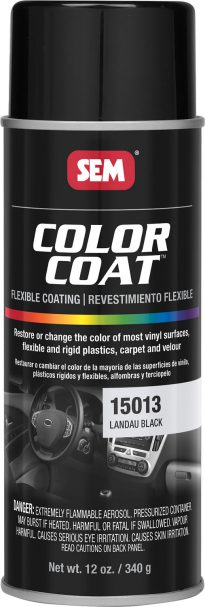 Color Coat Landau Black