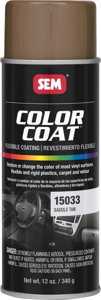 Saddle Tan Color Coat Aerosol