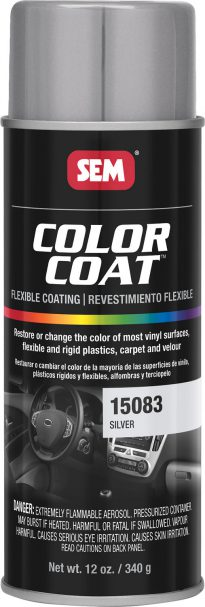 Color Coat Silver