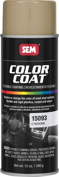 Color Coat Light Buckskin