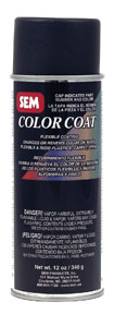 Color Coat Firethorn Red