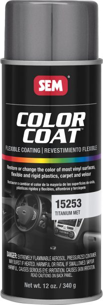 Color Coat Titanium