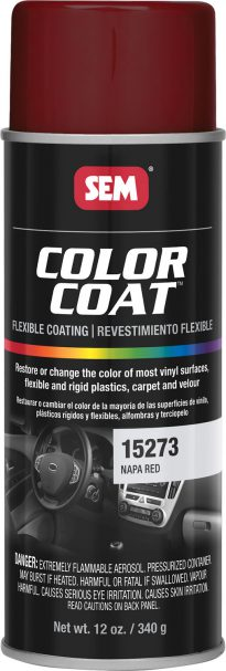 Color Coat Napa Red