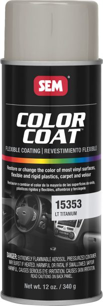 Color Coat Light Titanium