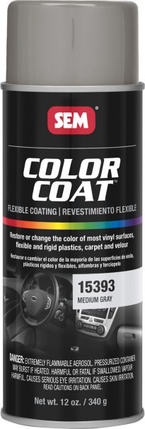 Color Coat Medium Gray